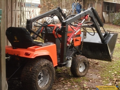 Ariens front end loader by Matt D. Supply, NC